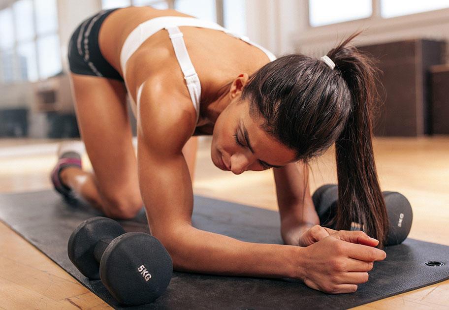 Как достичь прекрасной физической формы?