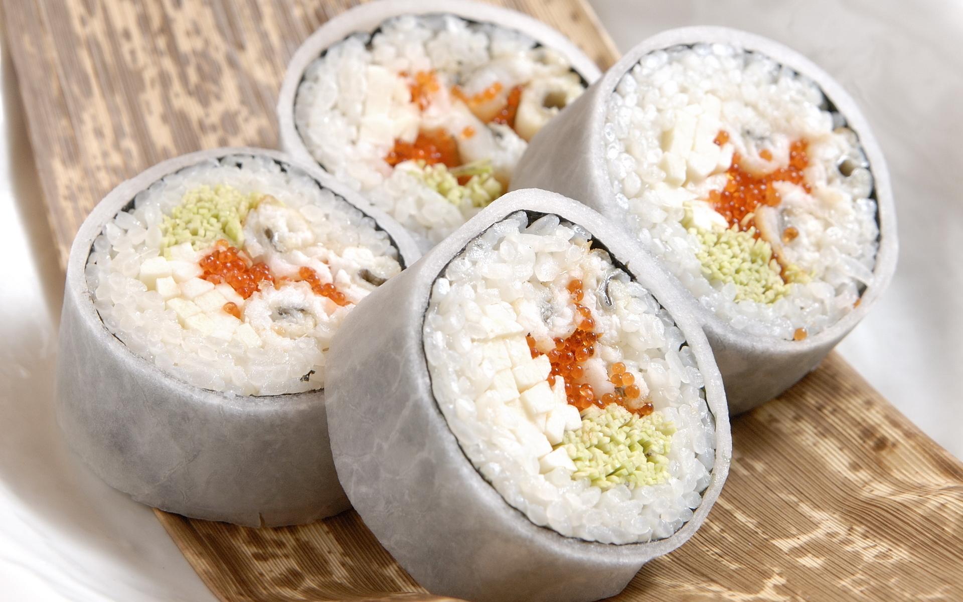 Как приготовить суши-рис