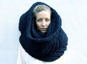 Как завязать шарф правильно и красиво