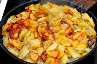 Исследование подтвердило опасность жаренной картошки