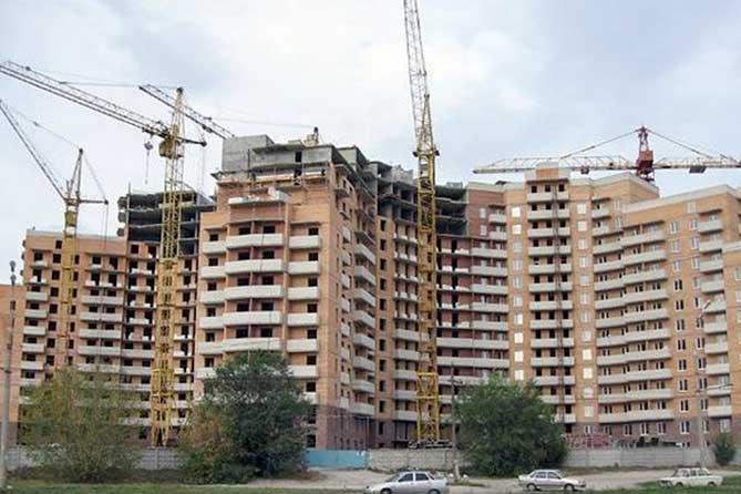 В России могут запретить продажу недостроенного жилья