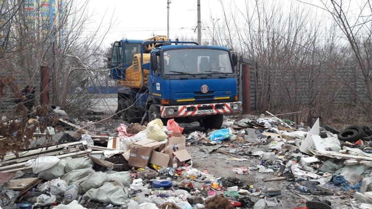 Граждане выступили против строительства мусорного полигона под Тольятти
