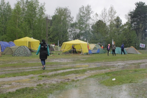 Маргарита Стройнова: На открытии фестиваля