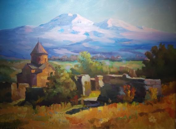 Надежда Макаренко: Армения как вдохновение