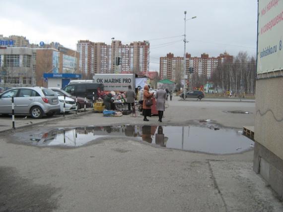 Администрации Сургута не может придумать новых рычагов влияния на уличных торговцев