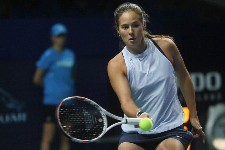 Дарья Касаткина обыграла вторую ракетку мира и вышла в 1/4 финала «Ролан Гаррос»