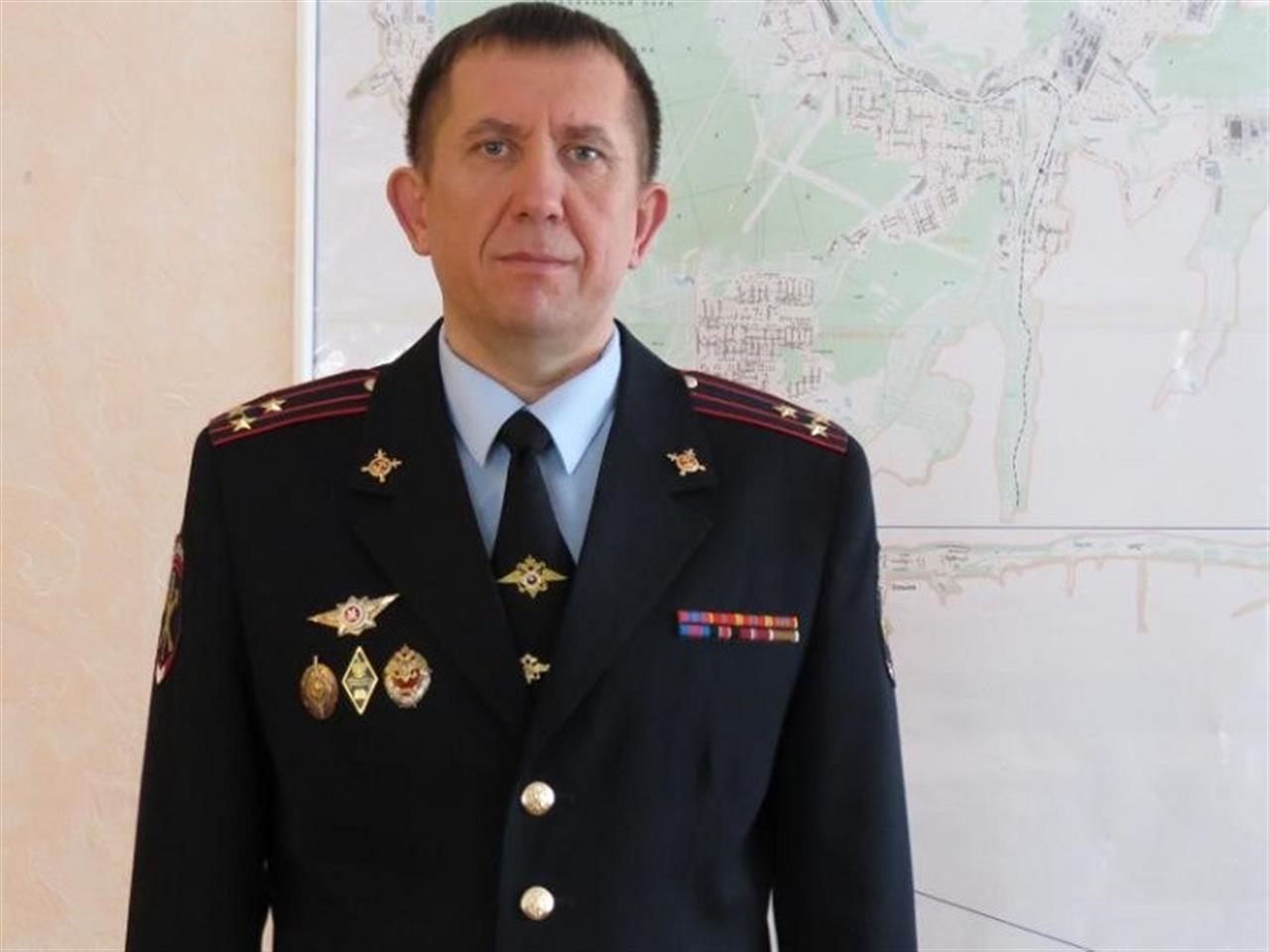 В тольяттинской полиции новый начальник