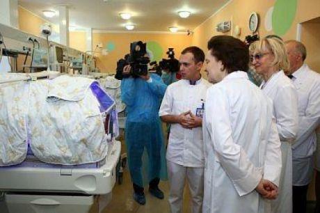 Наталья Комарова: В округ нужно приглашать больше медицинских кадров