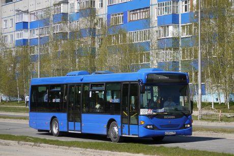 В Сургуте пассажирам общественного транспорта расскажут о достопримечательностях города