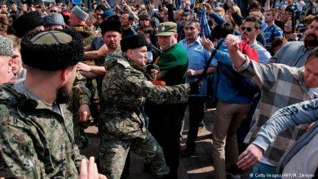 «Левада-центр»: Больше половины россиян ничего не слышали об акциях протеста 5 мая