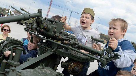 Россия оказалась в конце списка миролюбивых стран