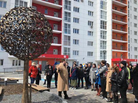 Бесплатные экскурсии по Сургутским новостройкам: такого тура вы еще не видели!
