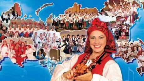 В Югре проходит Всероссийский фестиваль «Песни России-2018» с Надеждой Бабкиной