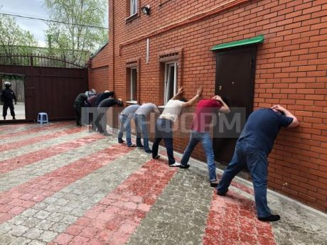 В Сургуте учения силовиков закончились задержанием криминального авторитета