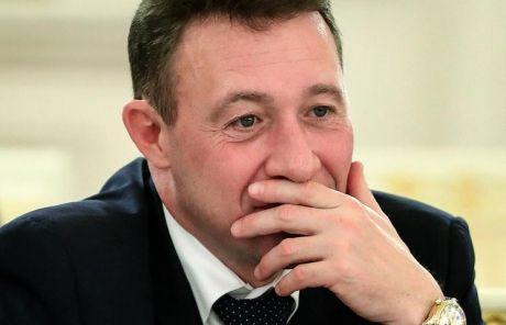 У Игоря Холманских сегодня последний рабочий день на посту полпреда президента в УрФО