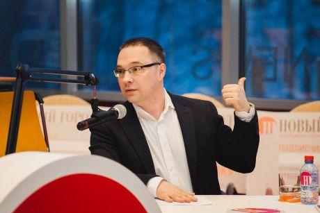 Издатель Тарас Самборский: «Работоспособная государственная почта – это символ надежности государства как такового»