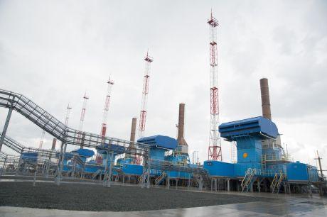 Заполярная промплощадка пополнится двумя резервными двигателями газоперекачивающих агрегатов