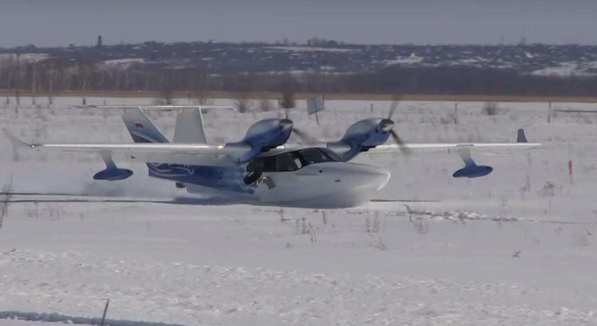 Из Самарской области стартует арктическая кругосветка на самолетах-амфибиях