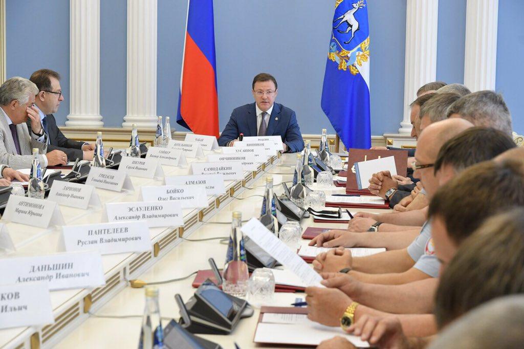В правительстве региона обсудили нецелевое использование земли в Тольятти