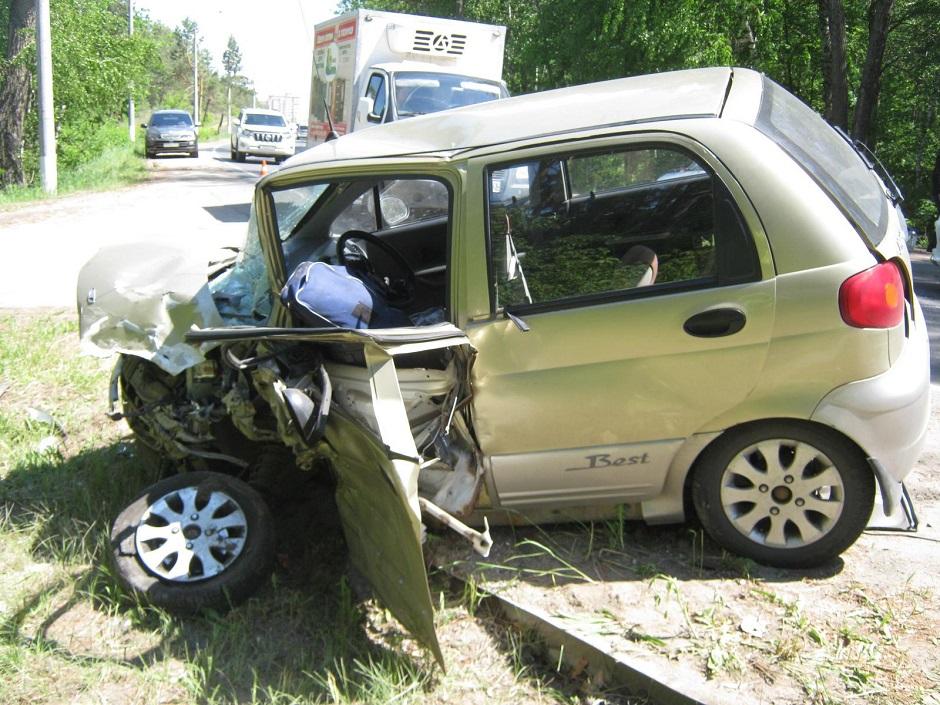 Трое детей за сутки: В ГИБДД рассказали о жесткой аварии в Зеленой зоне