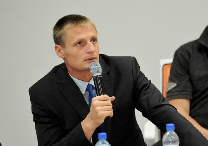 Александр Герунов вновь возглавил управление физкультуры и спорта администрации