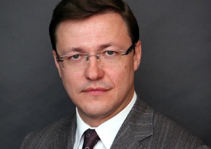 Дмитрий Азаров поздравил жителей региона с Международным днем защиты детей