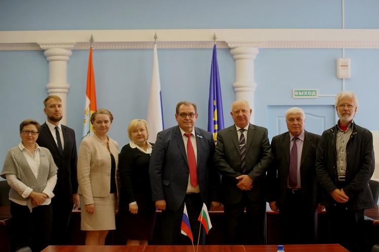 В Тольятти на День города прибыла делегация Болгарии