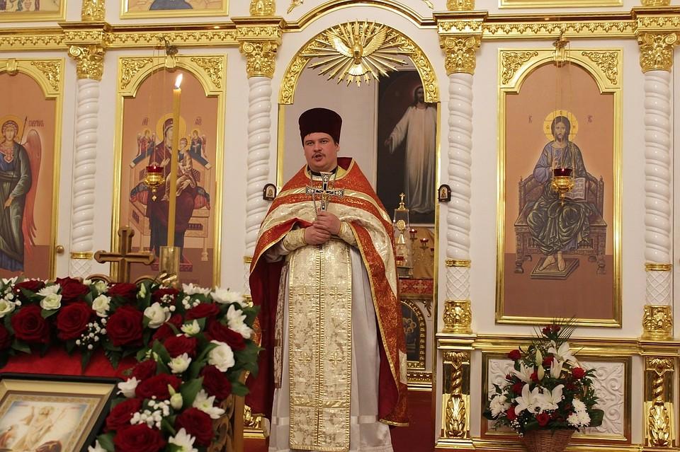 В Тольятти в лесу сгорел священник