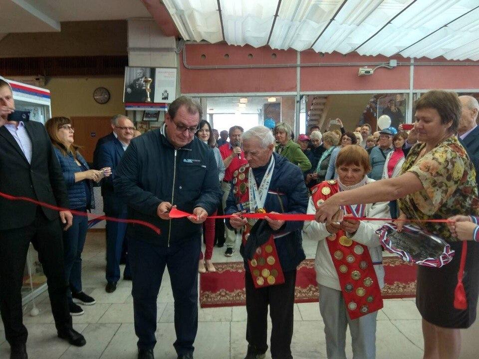 В Тольятти открылся Зал Спортивной Славы города
