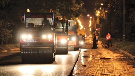 Городские власти получили все земли для строительства дорожной сети в микрорайоне Северный