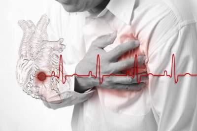 Названы самые первые симптомы приближающегося инфаркта