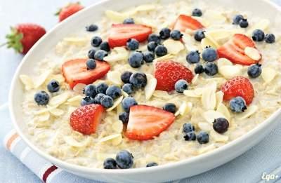 5 причин завтракать овсянкой