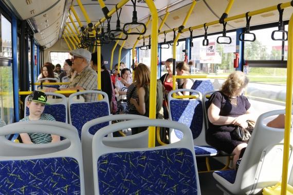 Екатерина Дрокина, Дарья Щеглова: Электробус на дорогах Сургута: впечатления пассажиров // ФОТО