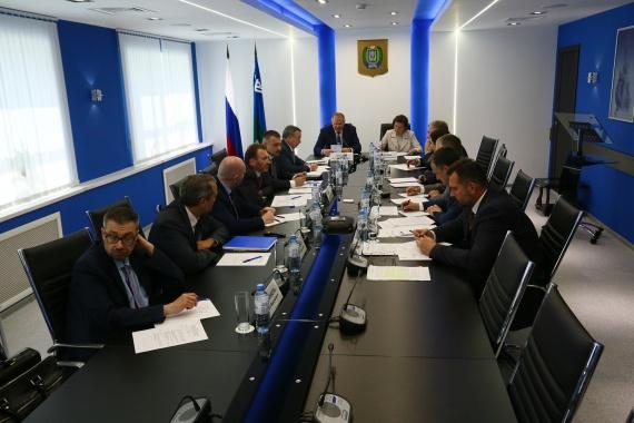 Артем Мазнев: О чем говорил новый полпред президента в УрФО во время визита в Сургут?