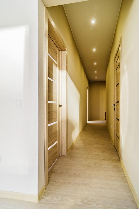 В доме «Акварель» теперь можно приобрести квартиру с ремонтом
