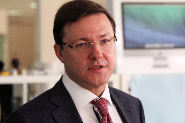Дмитрий Азаров: «Тольятти — город, где формируется будущее Самарской области»