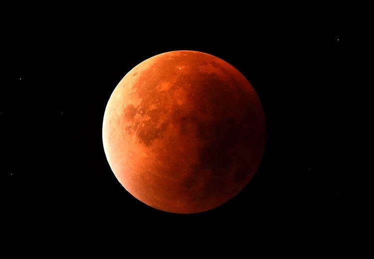 Сегодня тольяттинцы смогут увидеть редкие астрономические явления в небе