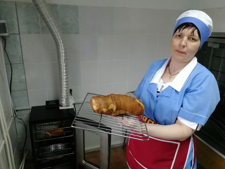 В Сургуте заключенные начали производить бекон