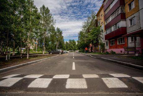 В Сургуте прошла общественная приемка четырех благоустроенных дворов