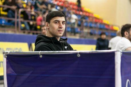 Видана Данилова: Александр Алиев: «Цель одна – попасть на олимпийские игры в Токио»