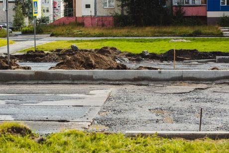 В Сургуте проверяют дороги, отремонтированные в 2013 году