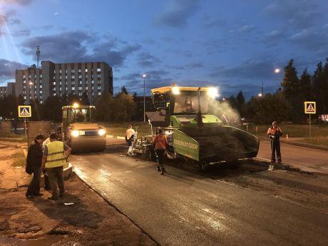 В Сургуте назвали основные замечания по качеству ремонта дорог