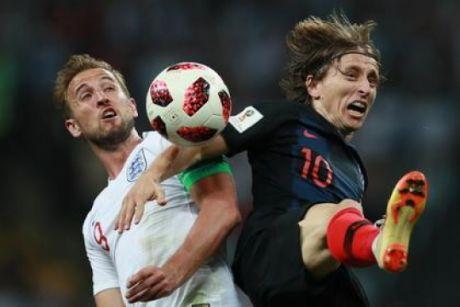 Хорватия впервые в истории вышла в финал Чемпионата мира по футболу