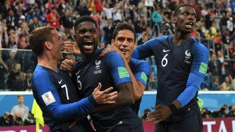 Франция выиграла ЧМ-2018 в России