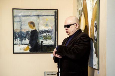 Сергей Филатов, руководитель РОО инвалидов по зрению Югры «Тифлопуть»: Выходной в Тобольске