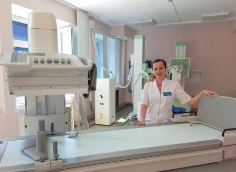 Тюменская ОКБ № 2 получила новое оборудование для обследования маленьких пациентов