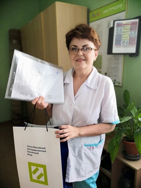 В Нижневартовске при поддержке Правительства Югры формируют дополнительную пенсию уже 10 000 бюджетников