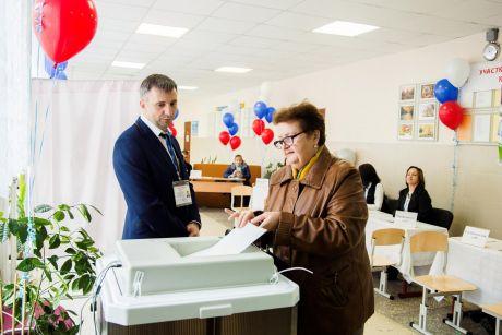 Сургут готовится к выборам губернатора Тюменской области