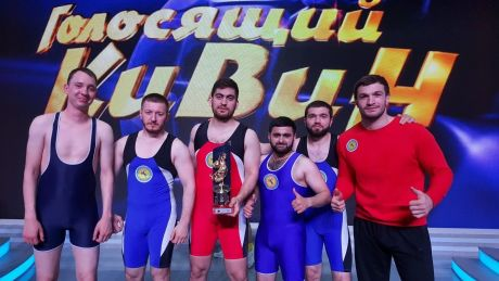 Сургутские «Борцы» стали победителями фестиваля «Голосящий КиВиН»