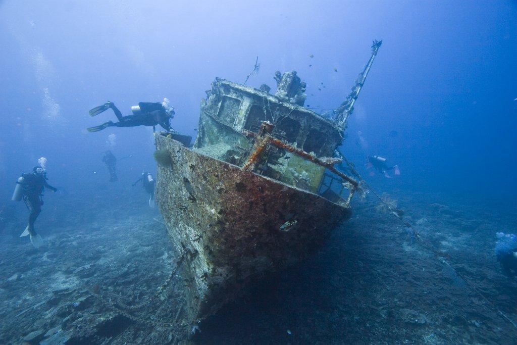 Тольяттинцы будут искать в Черном море затонувшие корабли Великой Отечественной